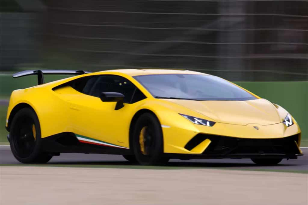 2017 Lamborghini Huracan Performante Ignition