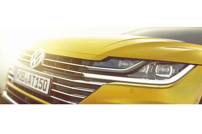 Volkswagen Arteon Grille