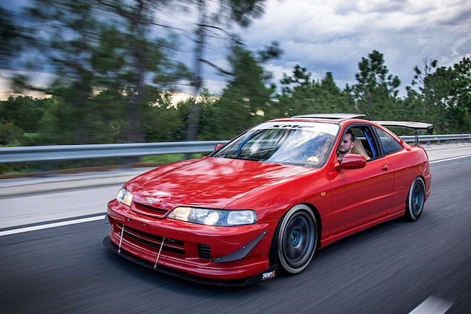 1995 Acura Integra GS R Type R Fornt End Conversion