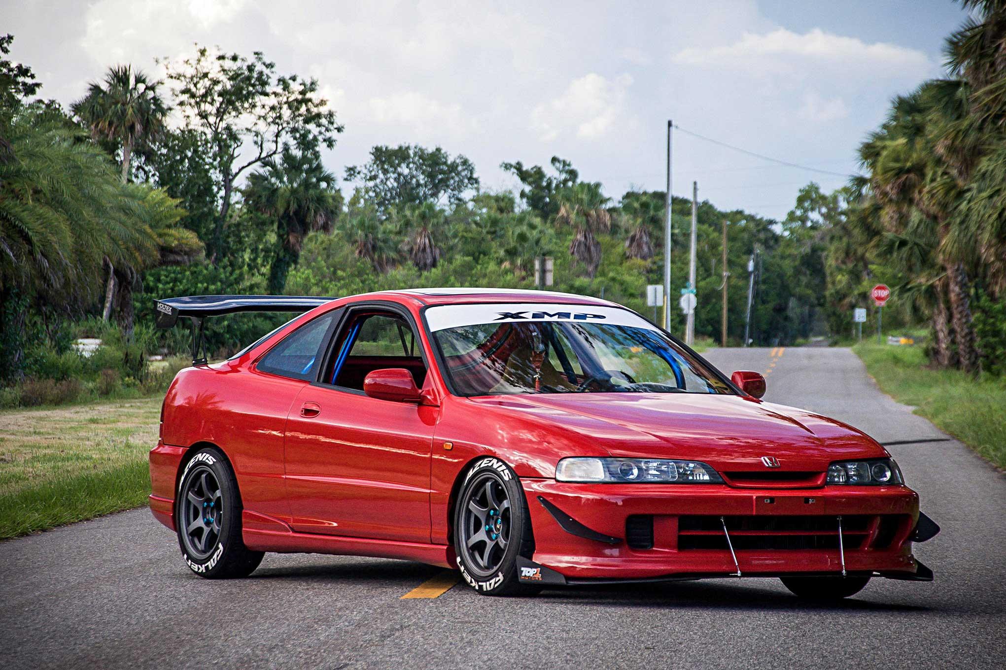 1995 Acura Integra Gs R Natural Progression
