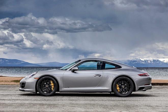 2018 Porsche 911 Carrera Gts The Performance Bargain