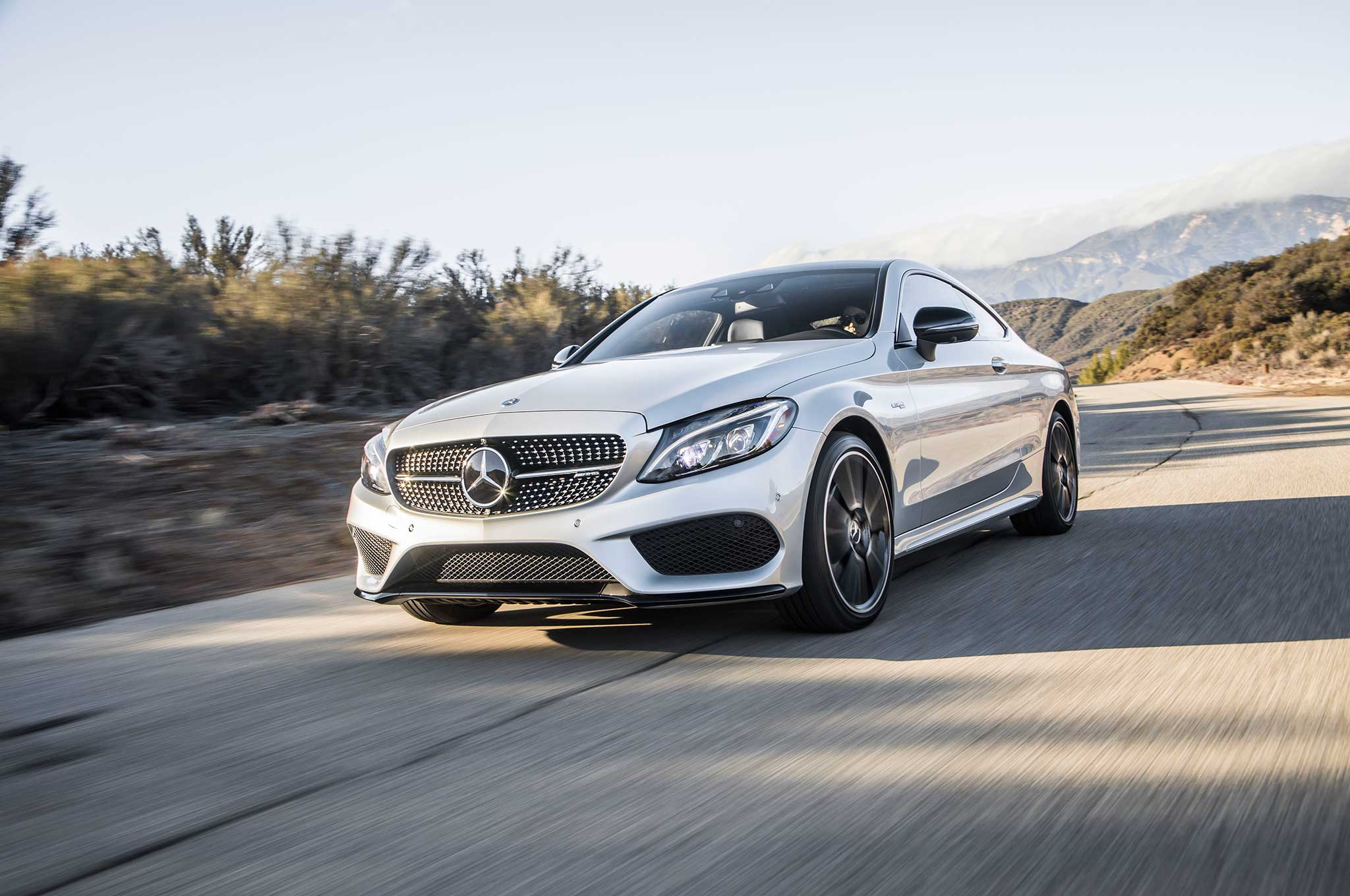 2017 Mercedes AMG C43 - Right in the Middle