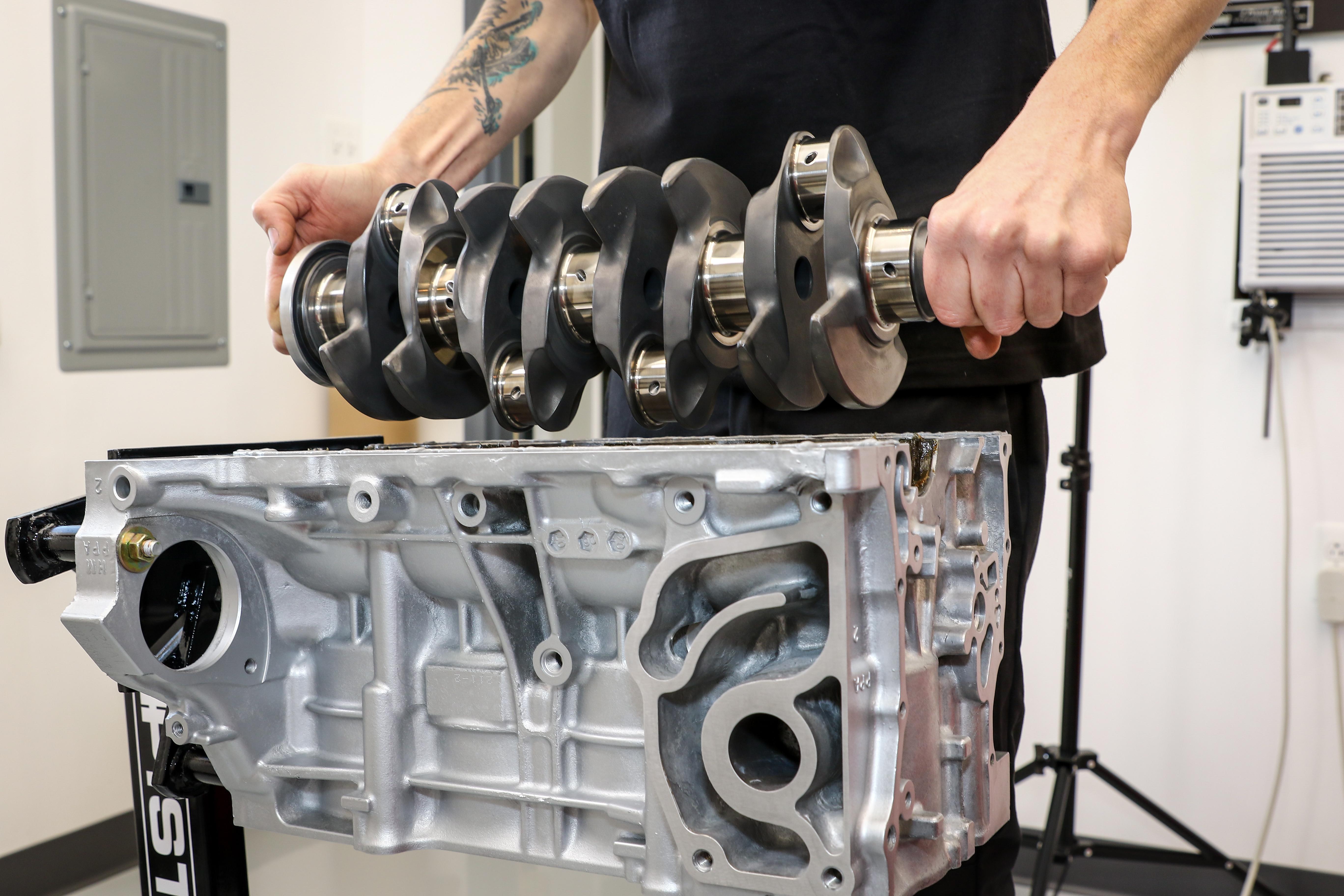 518 HP 4Piston Racing Drag-Spec K24