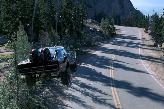 Furious 7 Inside Track 1970 Dodge Charger 11