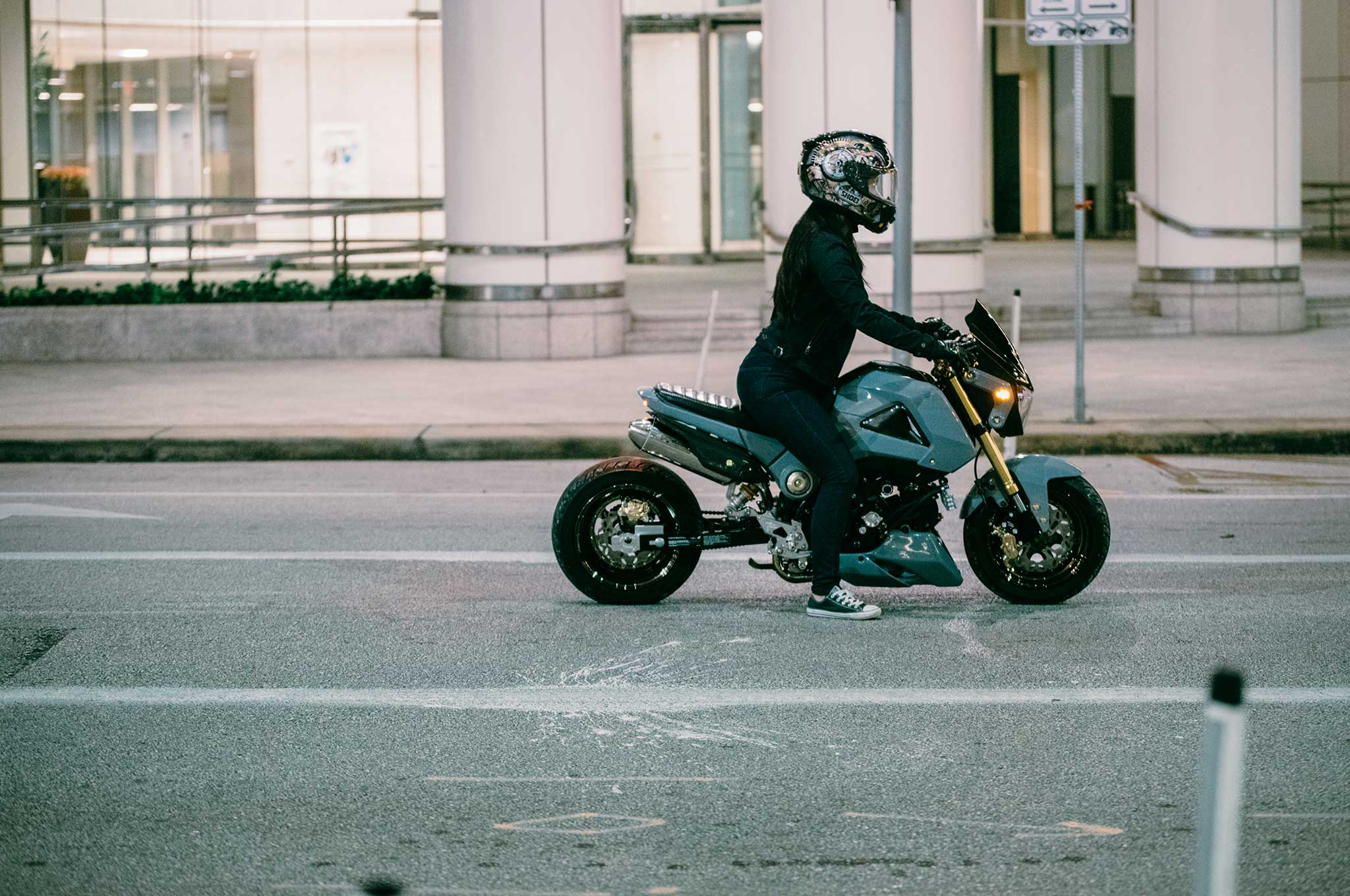 2015 Honda Grom - The Gromance Is Real
