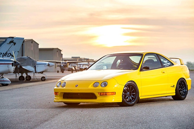 Acura Type R >> 2000 Acura Integra Type R Brand Loyalty