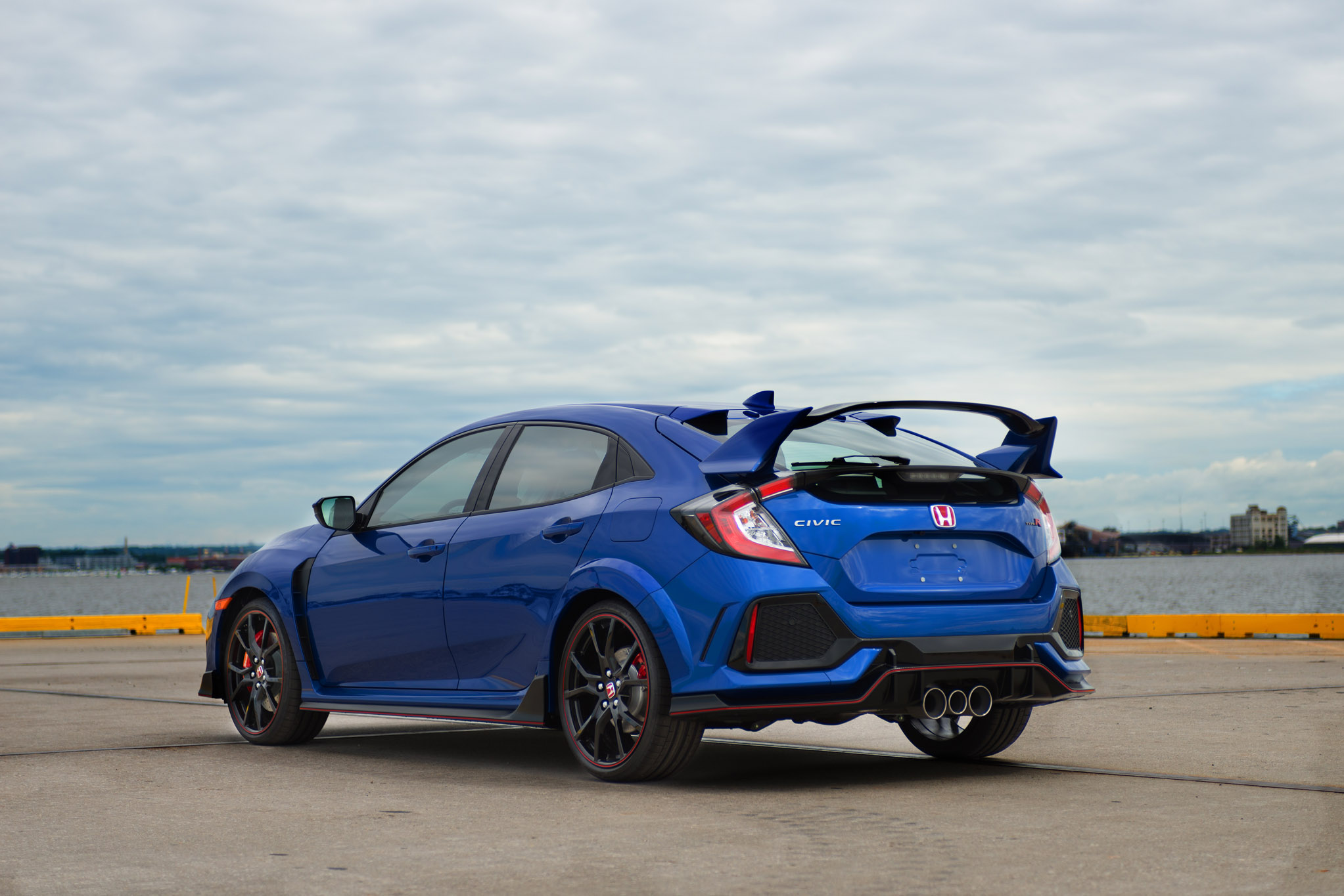 First Honda Civic Type R Vin 013