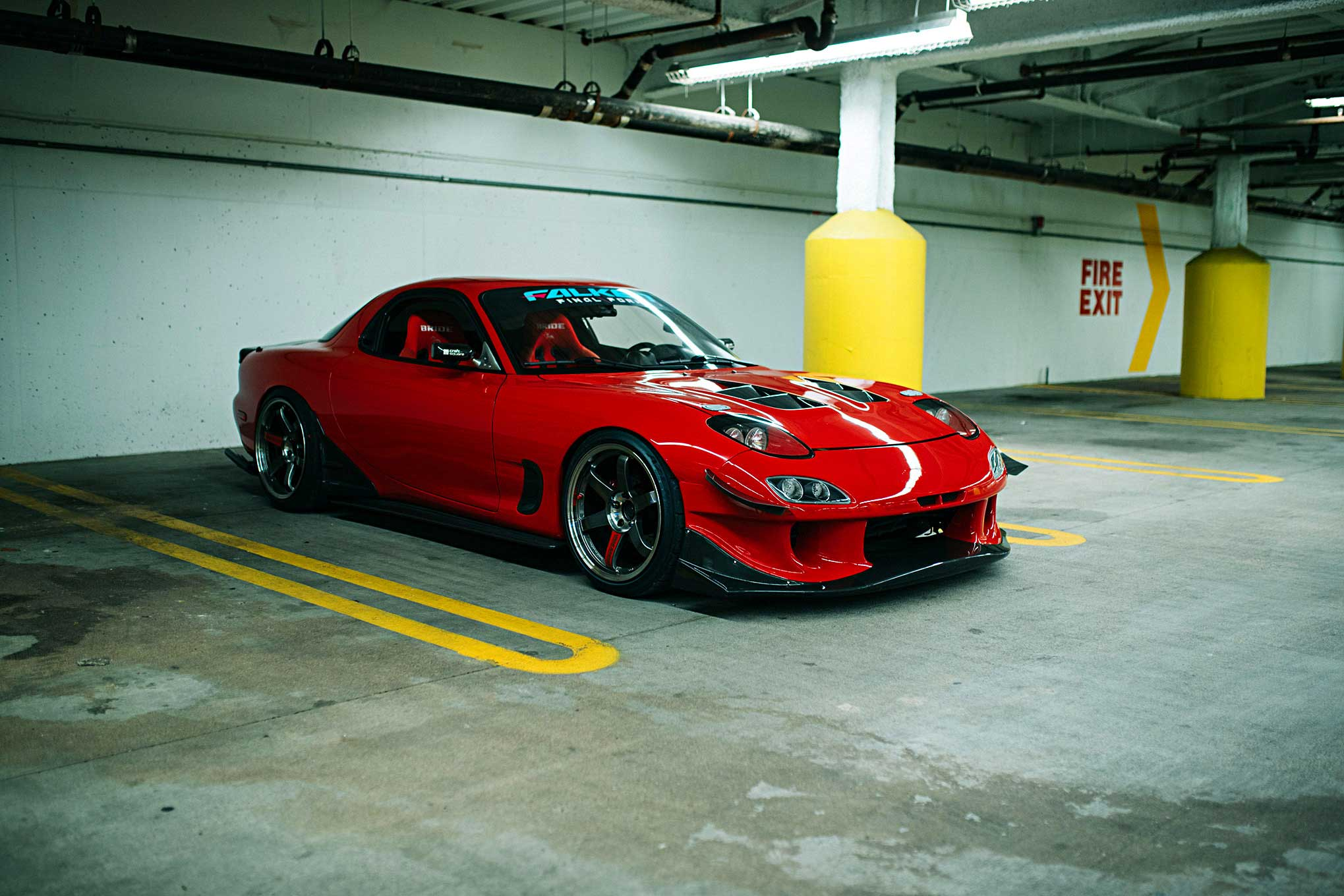 1993 Mazda RX-7 - Young Blood