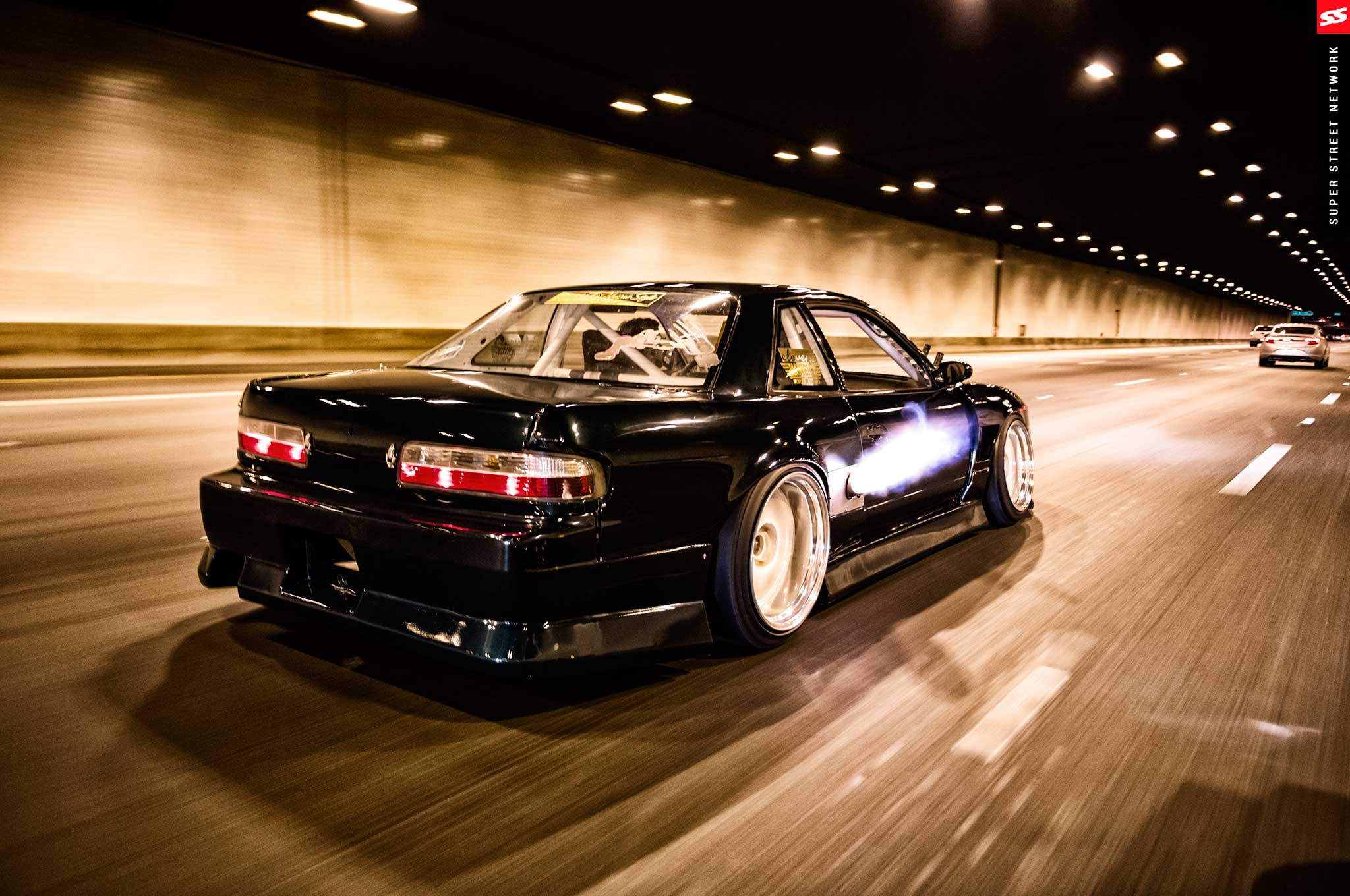 2JZ-Powered 1991 Nissan S13 Built to Destroy