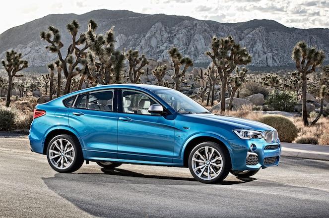 2016-BMW-X4-M40i-front-three-quarter-09