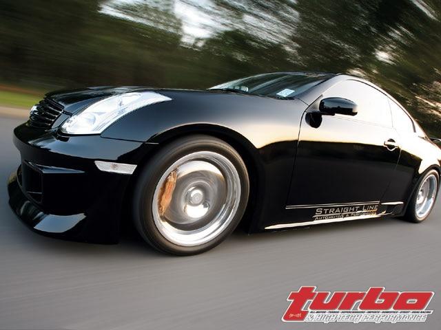 2003 Infiniti G35 - New Jersey Rock Star - Turbo & High-Tech