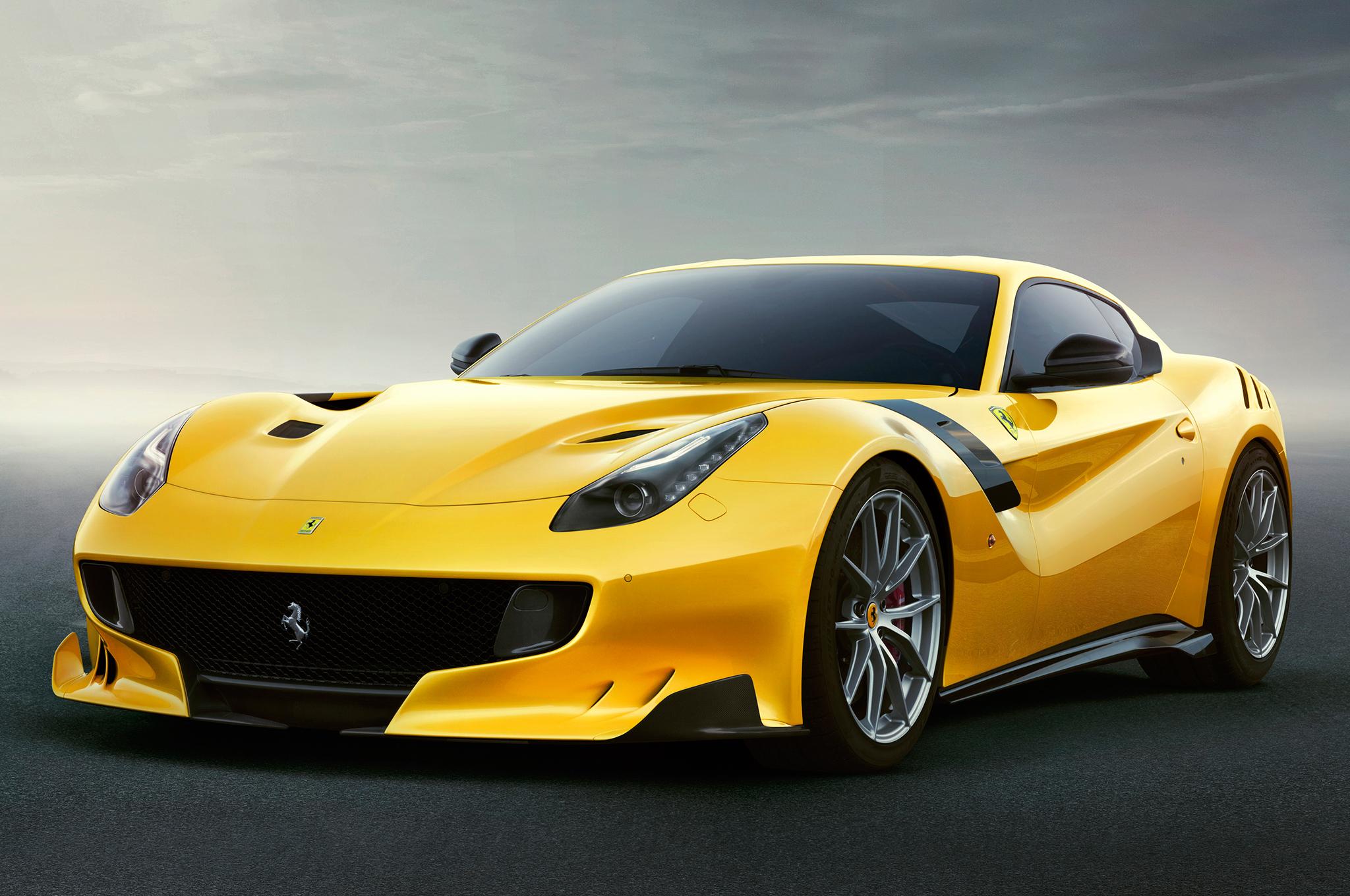 770 Hp Ferrari F12 Tdf Revealed