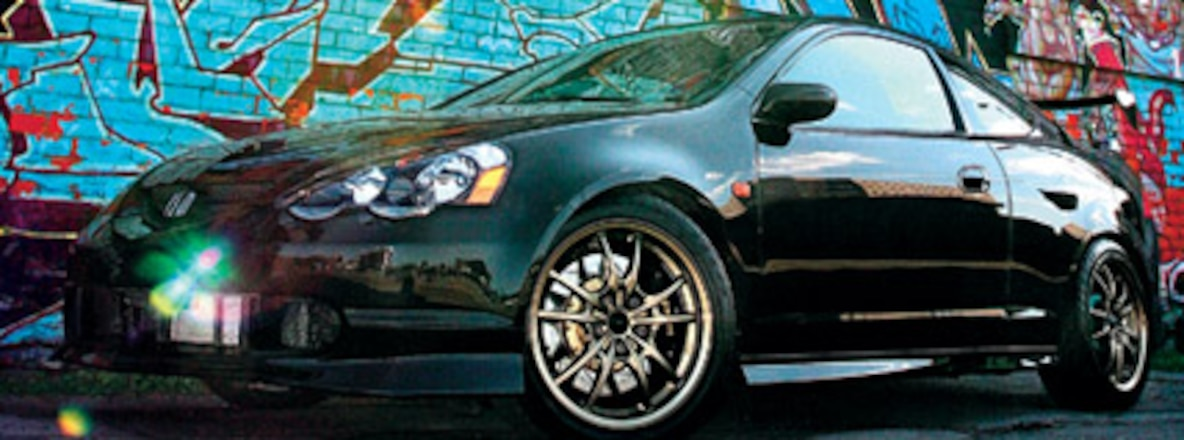 2002 Acura RSX Type-S - Big Block Stealth Bomber