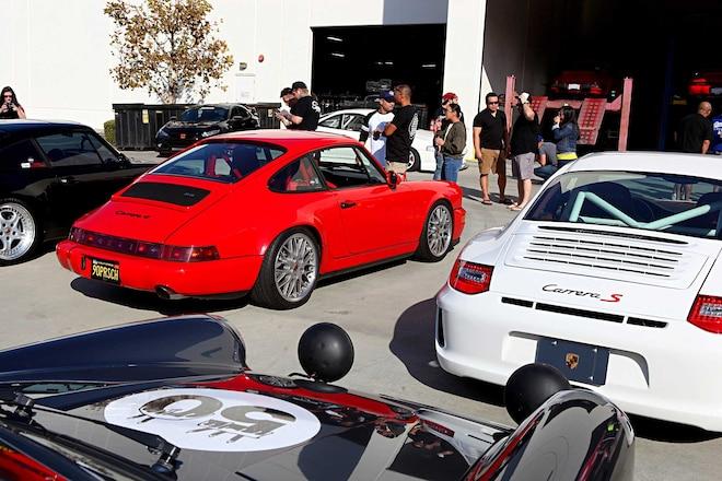 Eibachtoberfest 2017 Porsche C4