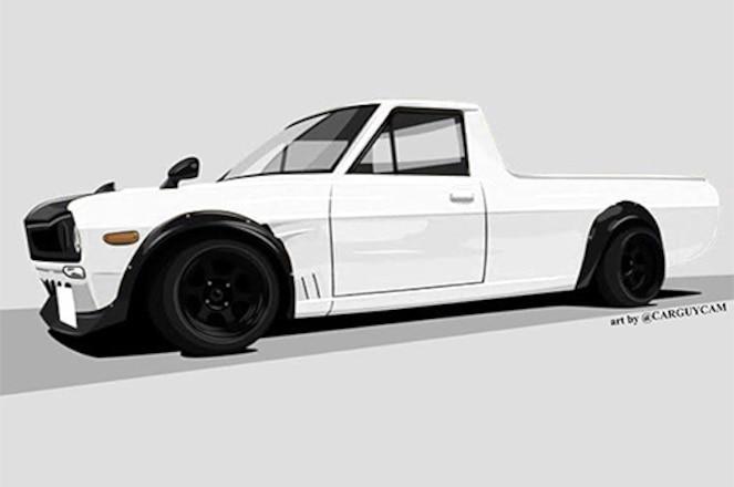 Datsun Ute