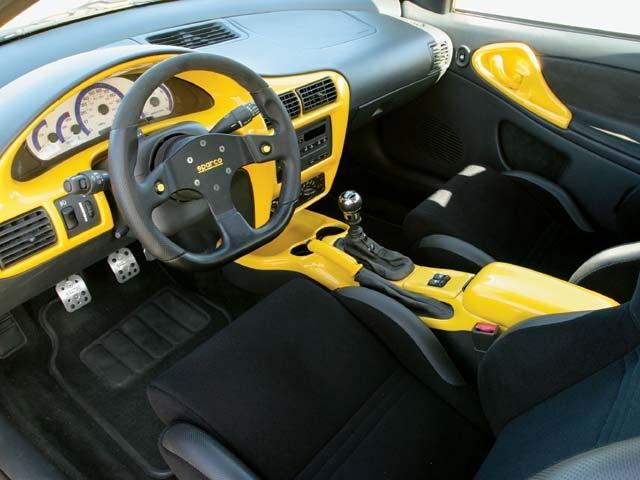 2003 chevrolet cavalier turbo sport road test review sport compact car magazine super street