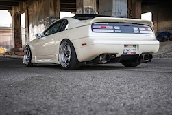 1991 Nissan 300ZX Twin Turbo - Timeless Lines
