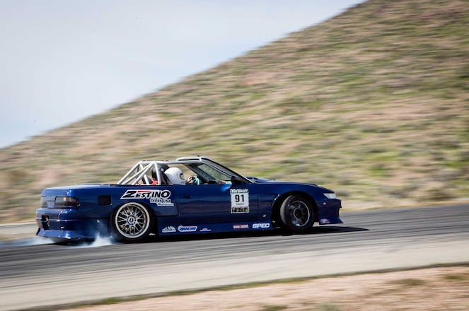 Braking 102: Drift Cars