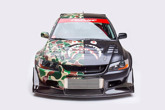 Bape Evasive Motorsports Evo 19