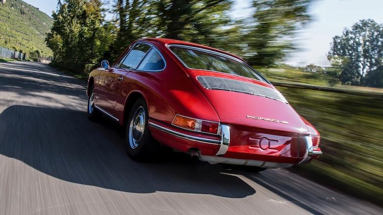 1964 Porsche 911 Barn Find 14
