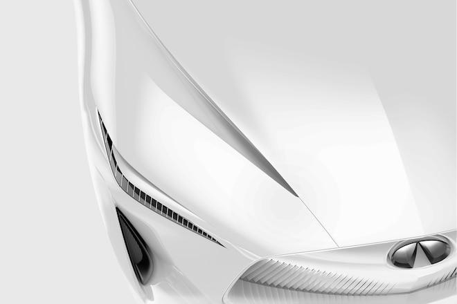 INFINITI NAIAS 2018 Concept Car 1