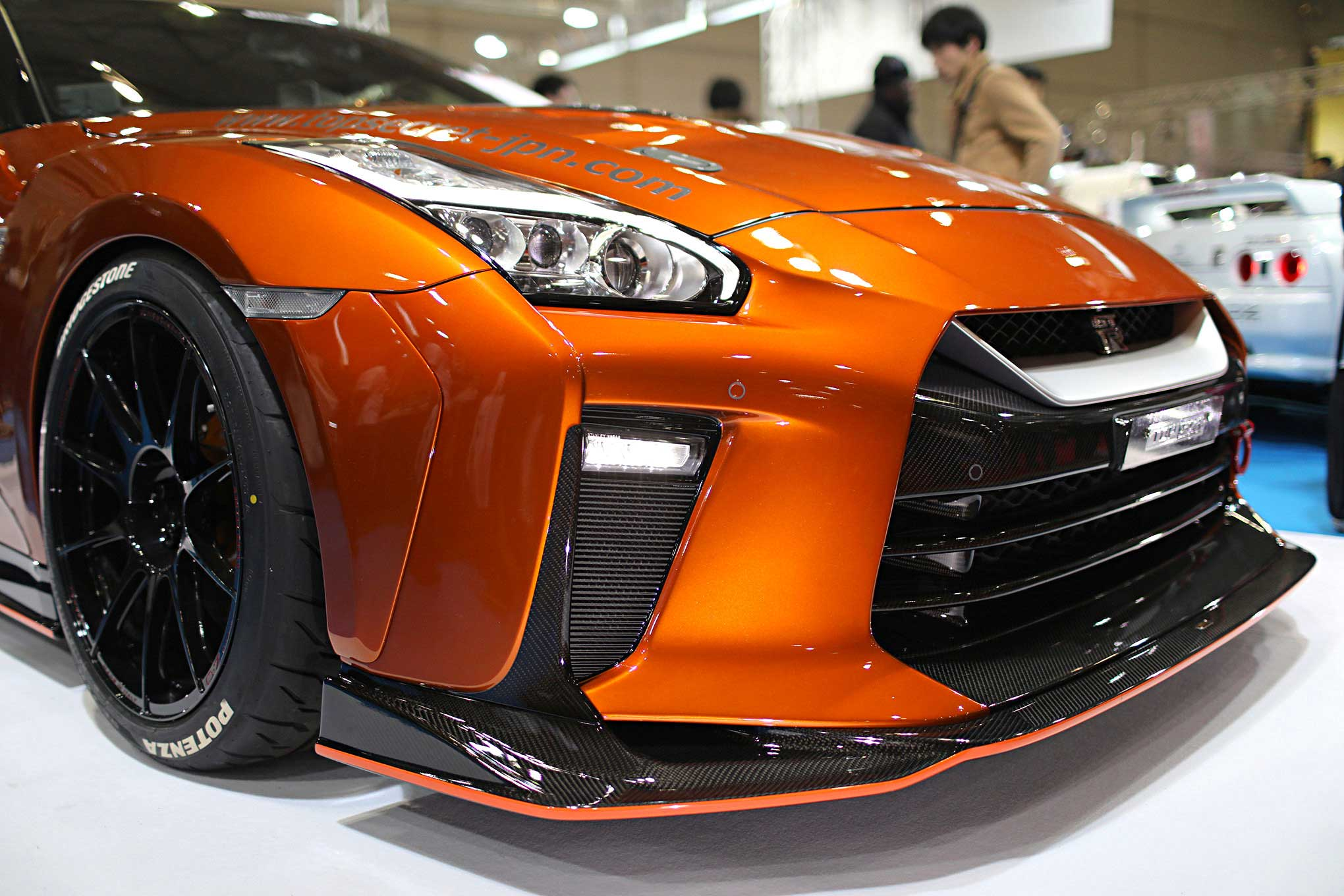 Tokyo Auto Salon 2018 Spotlight: Top Secret's Nissan R35