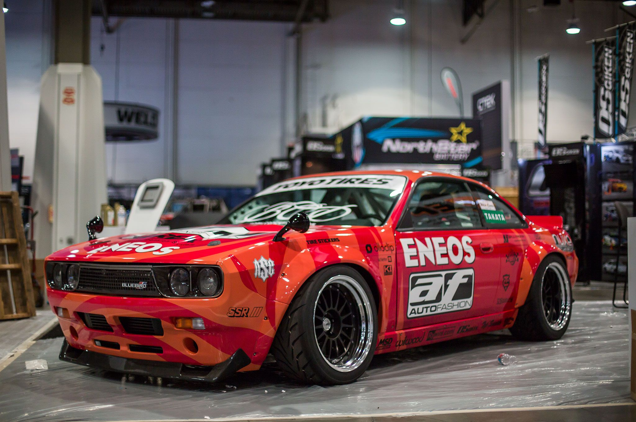 Sema 2015 S14 Rocket Bunny Boss Which Boss Was Boss