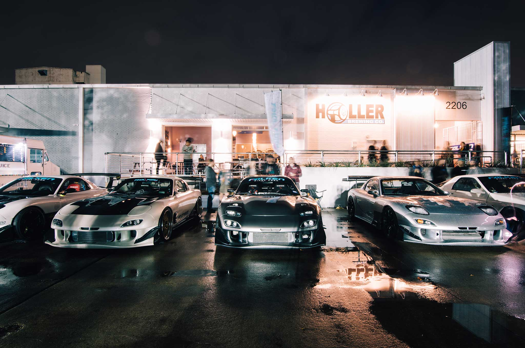 Car Shop Glow Car Meet Glow In The Dark