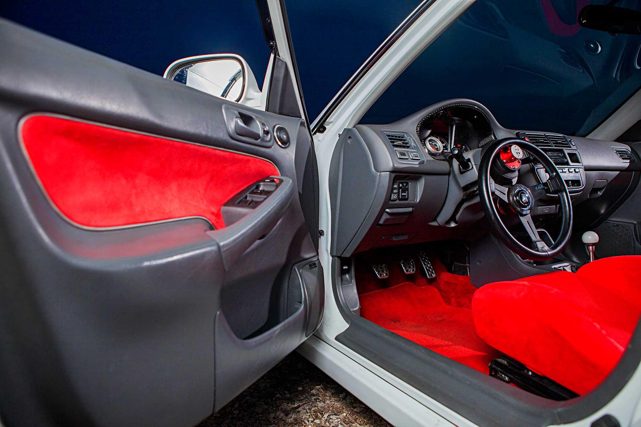 Rear Window Regulator for Honda Civic 96-00 Left Power W//Motor Sedan 96-96 Japan Built