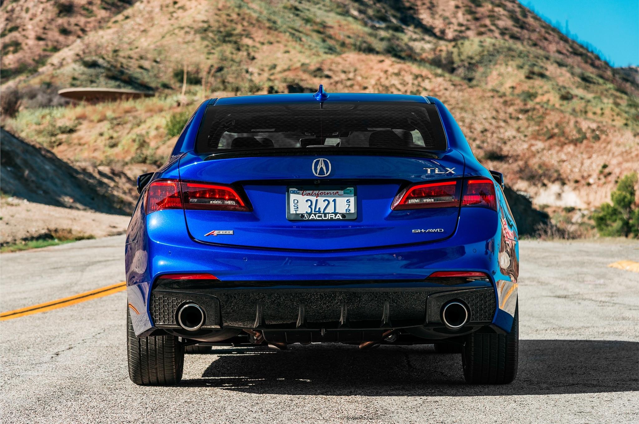 Acura Plans Return Of Type S Badge Photo Image Gallery