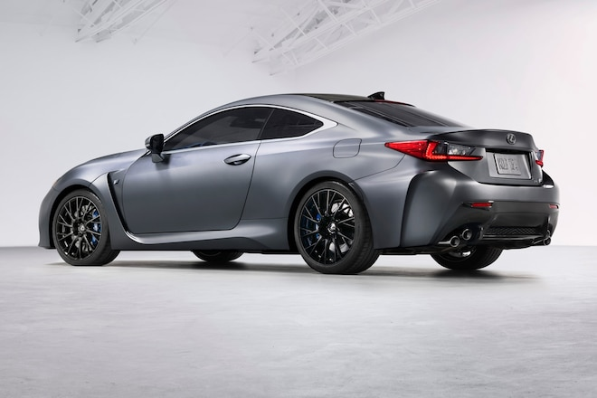 2018 Lexus RCF 10th Anniversary Edition