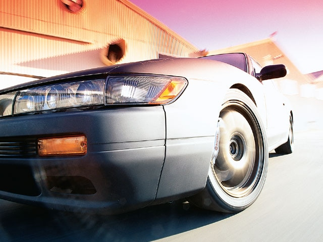 Project Nissan 240SX S13 Silvia Suspension -JIC Magic