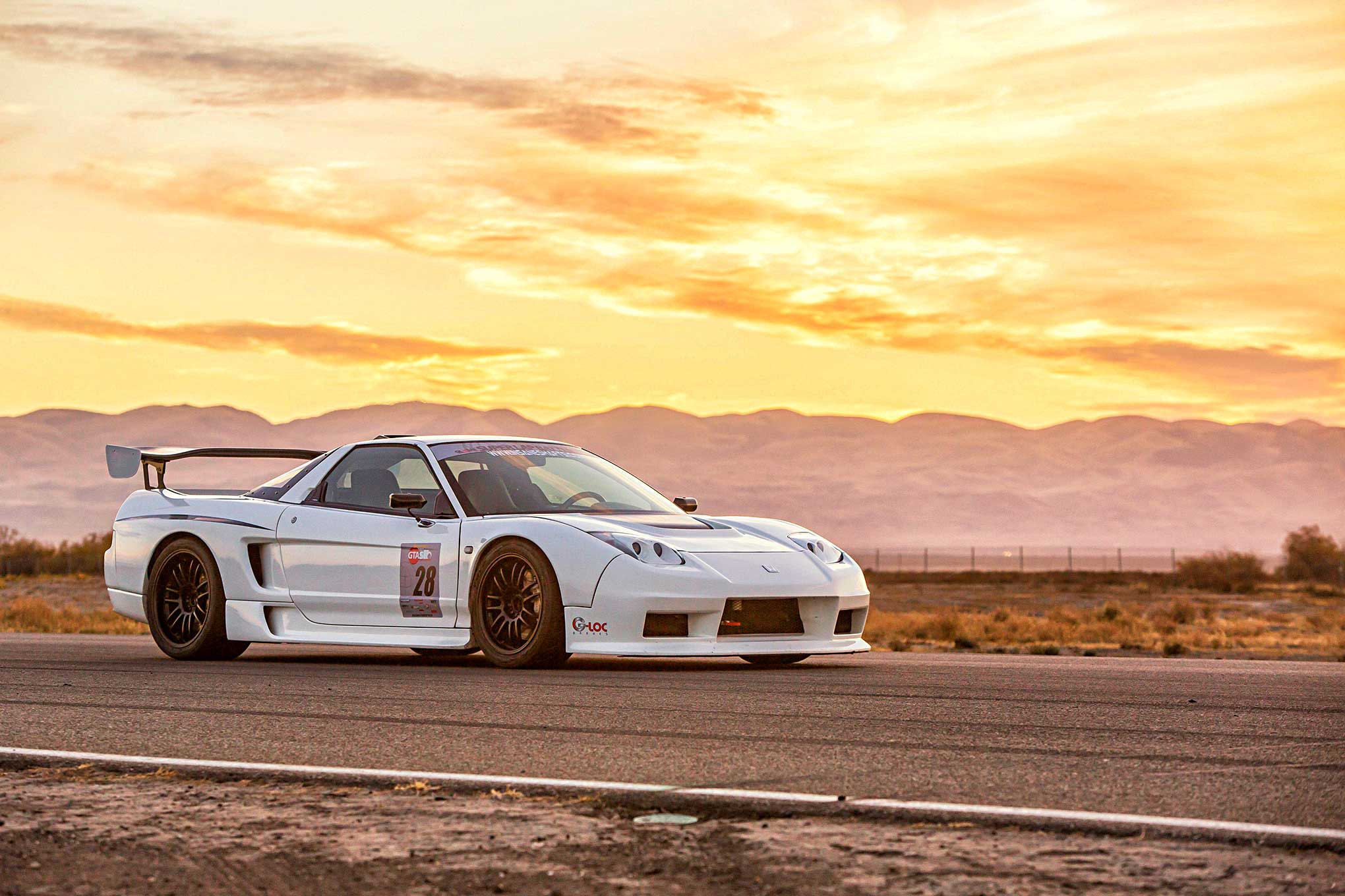 1992 Acura Nsx Meet The Panters