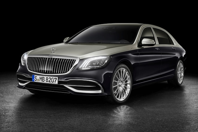 2019 Mercedes Maybach S Class