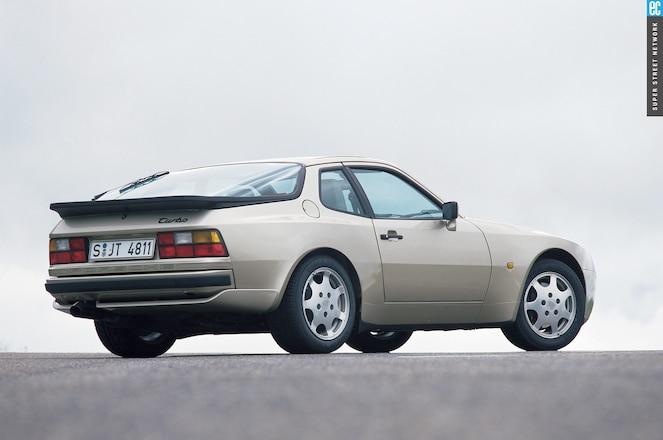 1988 porsche 944 turbo s coupe