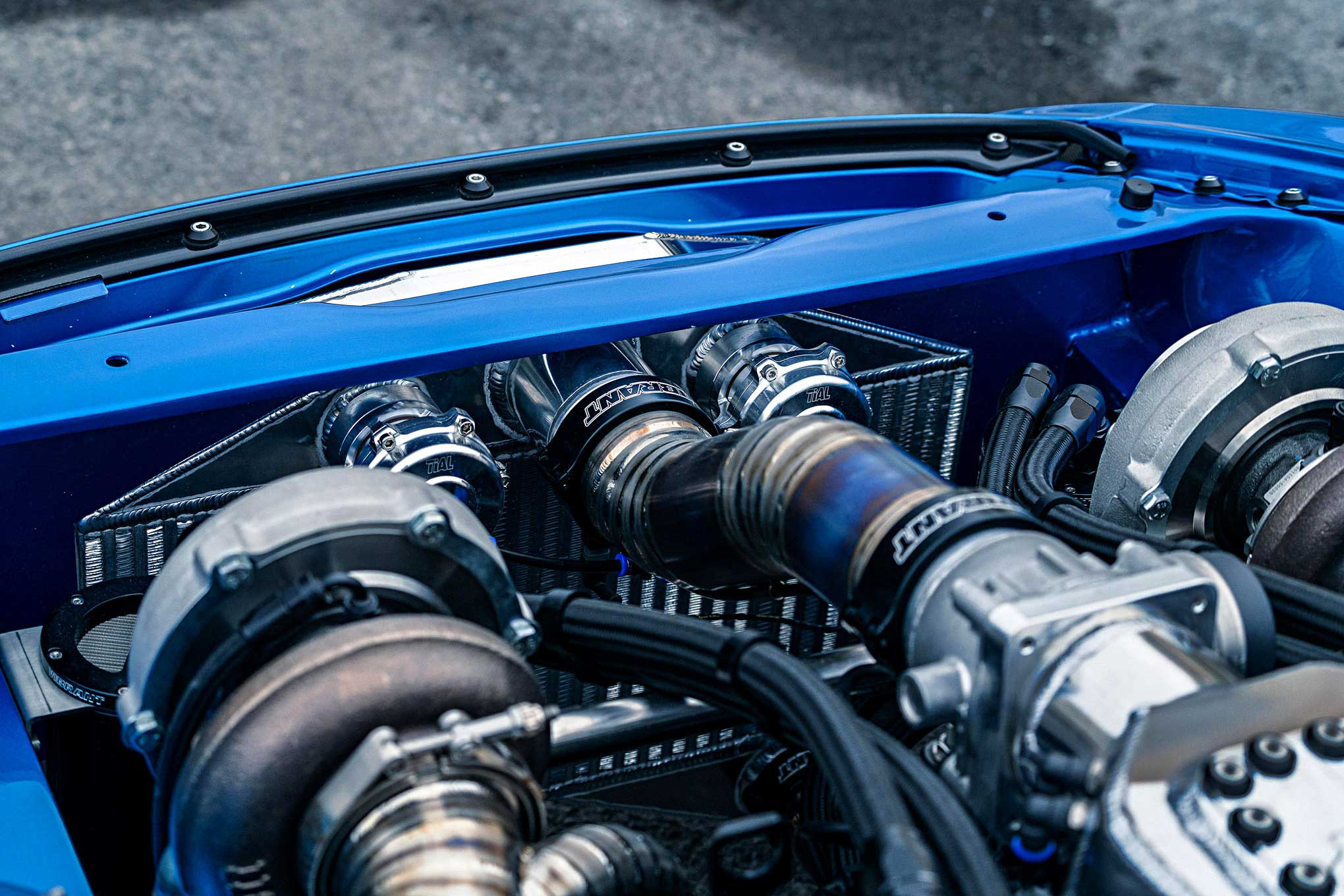 2006 Honda S2000 - Perfect Symmetry