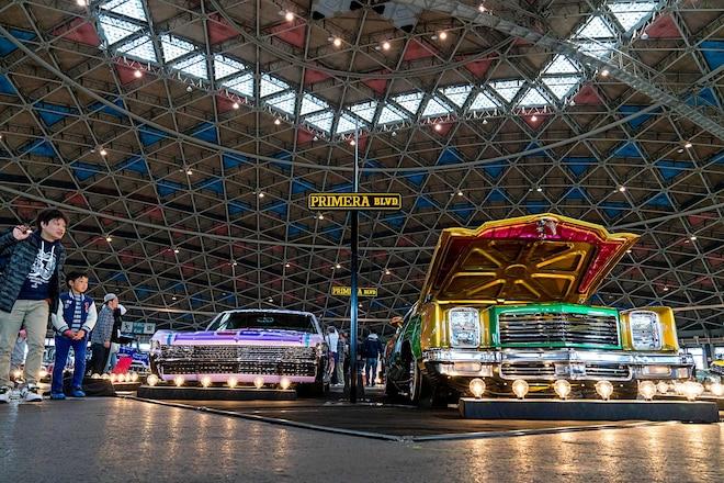 2018 Nagoya Lowrider Super Show Primera Car Club