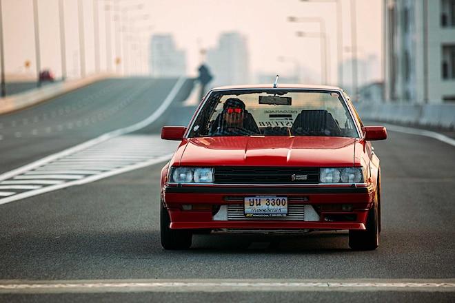 1987 Nissan Skyline R30 Front Bumper