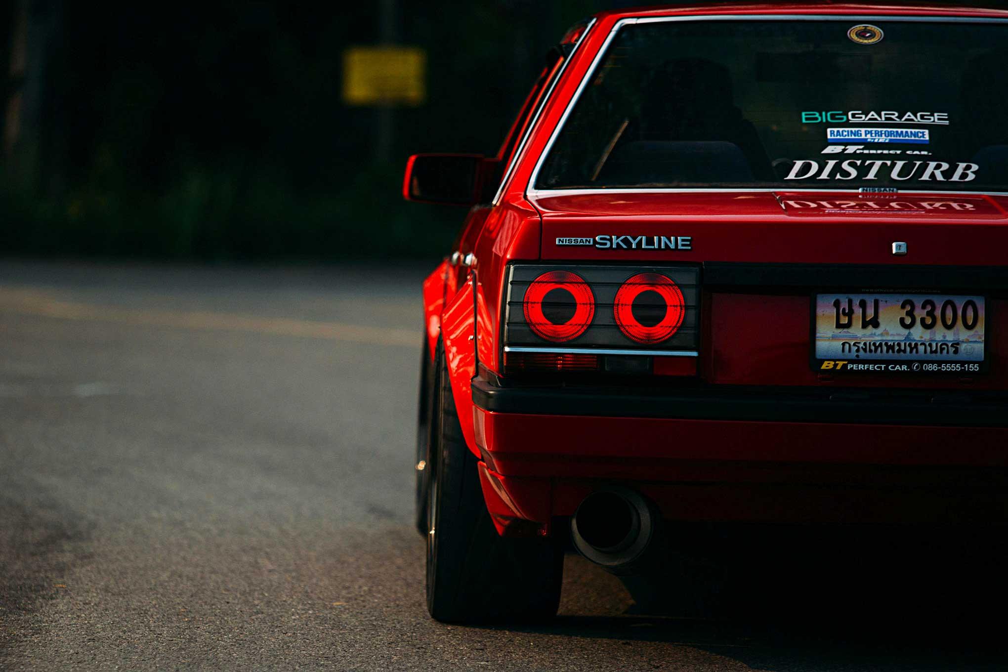 1987 Nissan Skyline R30
