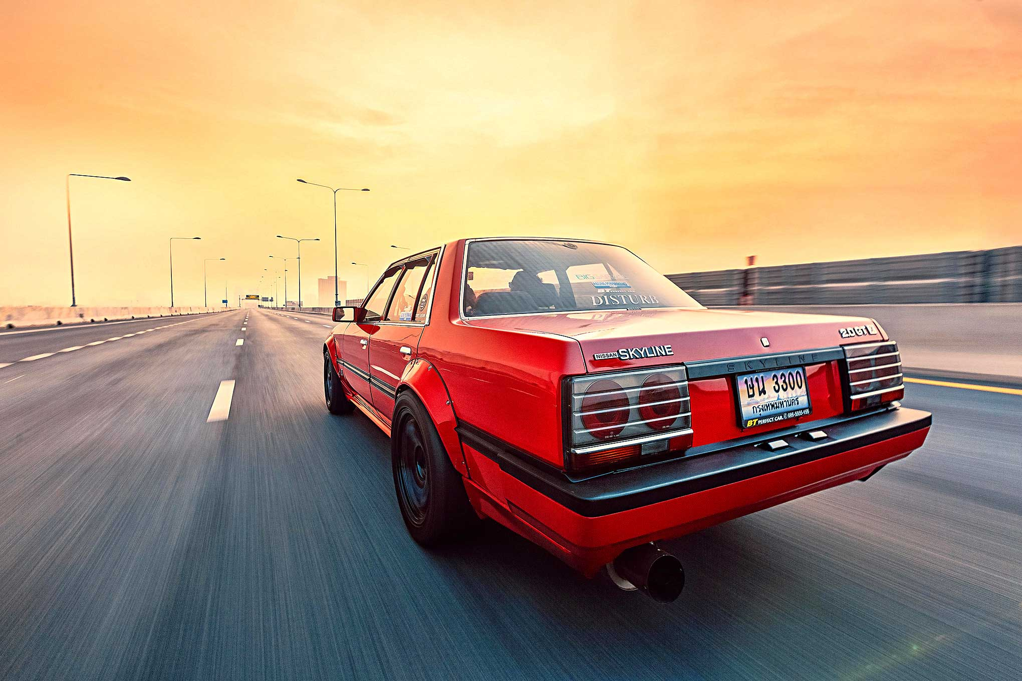 1987 Nissan Skyline R30 Photo & Image Gallery
