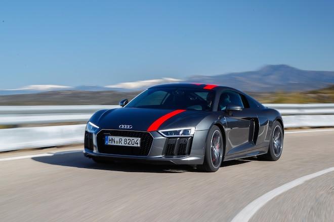2018 Audi R8 RWS 12
