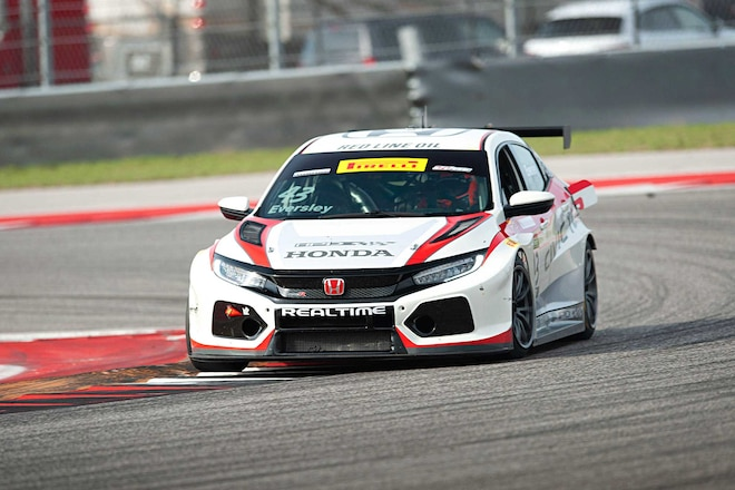 TCR International Racing Type R