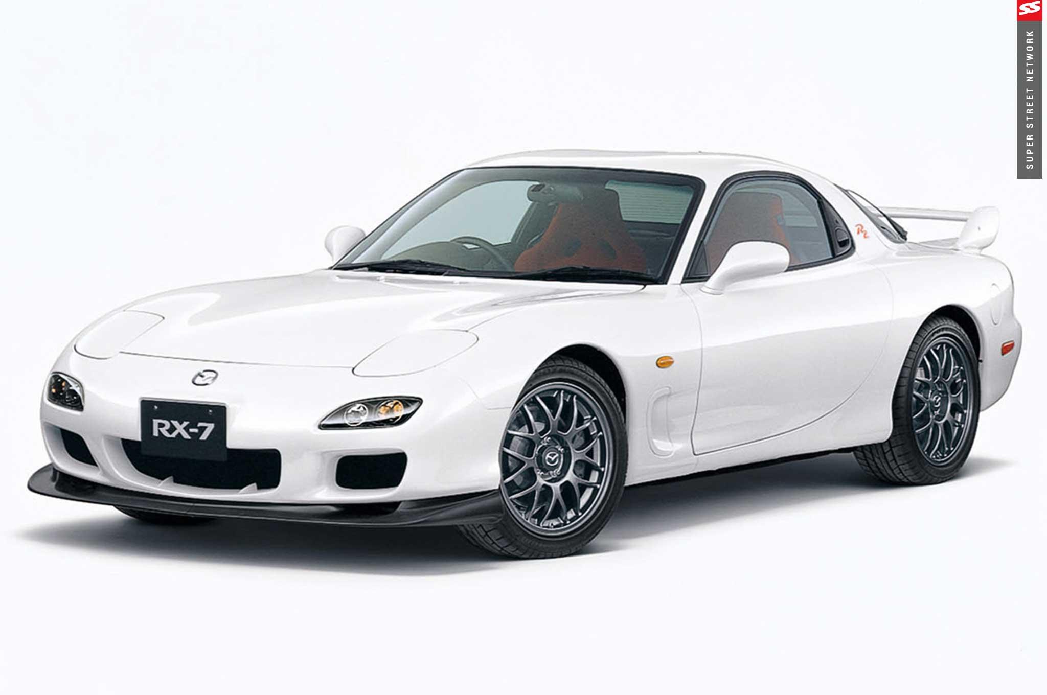 Kekurangan Mazda Rx 7 Harga