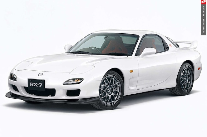 History And Facts About The Mazda Rx 7