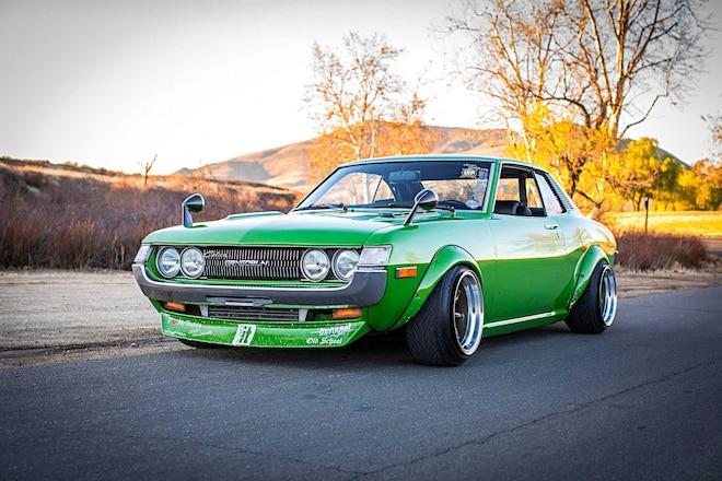 1971 Toyota Celica - That '70s Go