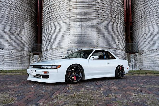 1993 Nissan 240SX Volk Racing T 37 Super Lap Wheels