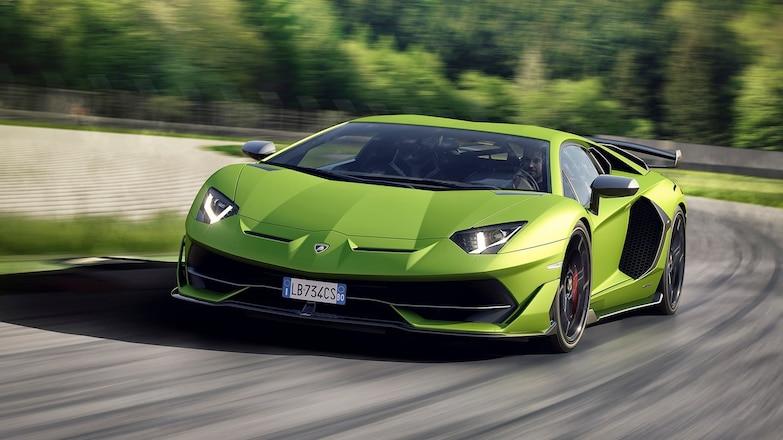 2019 Lamborghini Aventador SVJ 06