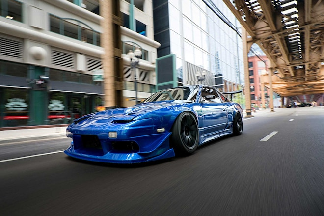 1993 Nissan 240sx S13 Dependability Over Complexity
