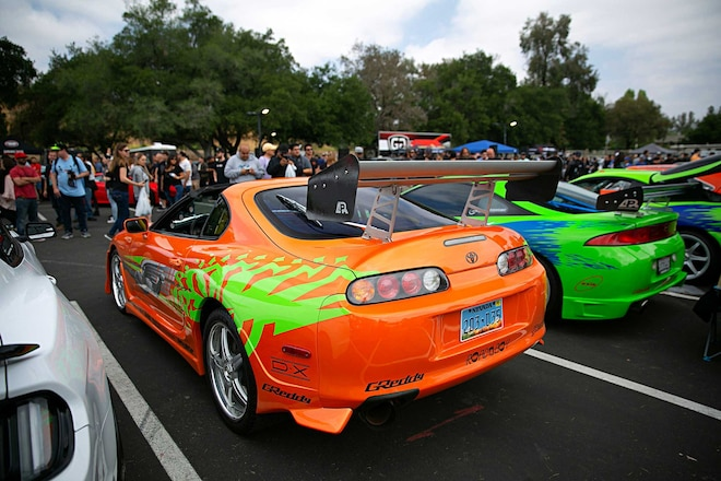 In Memory Of Paul Car Meet 2018 Fast And Furious Cars