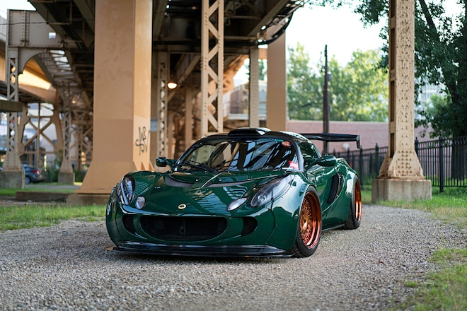 2006 Lotus Exige Industry Garage Widebody Kit